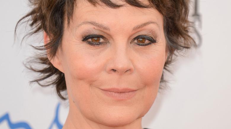Peaky Blinders actress, Helen McCrory