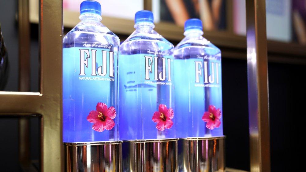 Fiji, bottled water