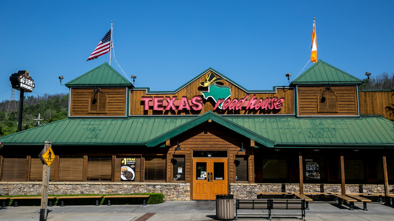 A Texas roadhouse outlet