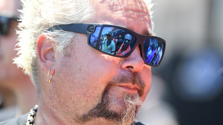 Guy Fieri in sunglasses