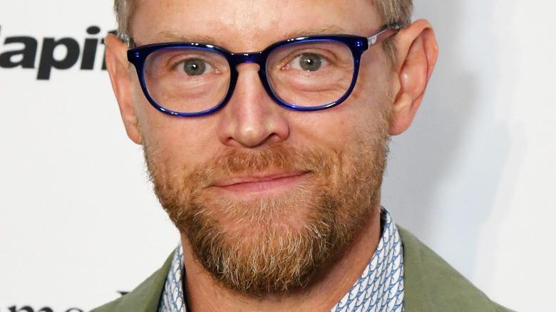 Richard Blais glasses