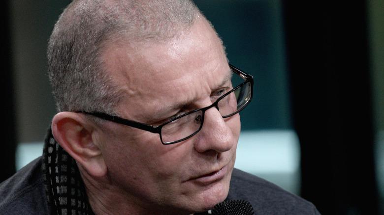 Robert Irvine candid close-up