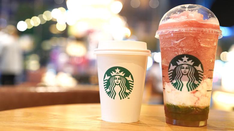 Starbucks Unique Drinks
