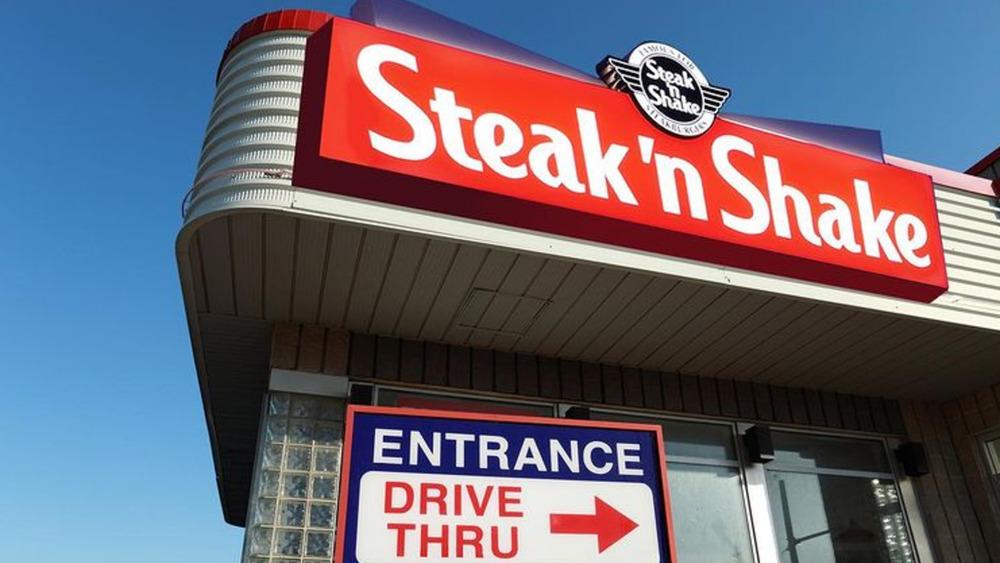 Steak 'n Shake building