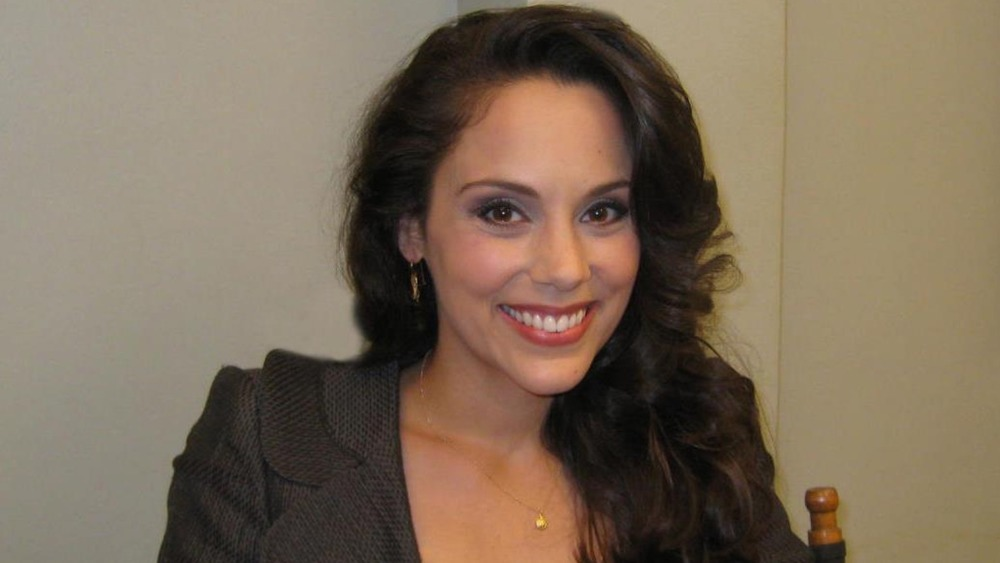 Tessa Munro smiling