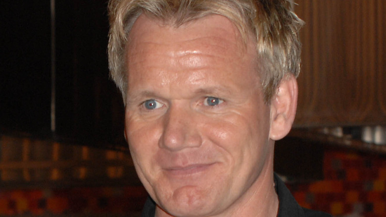 Gordon Ramsay close-up