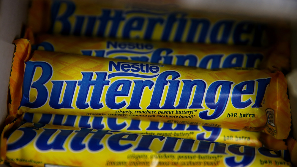 Butterfingers not found in Germany