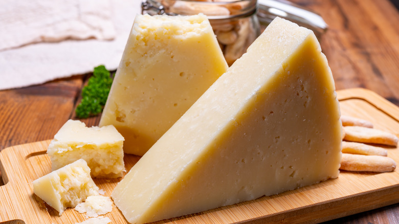Cheese made from sheep