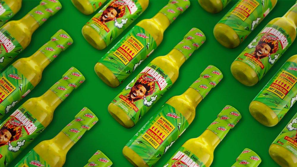 Mountain Dew Hot Sauce