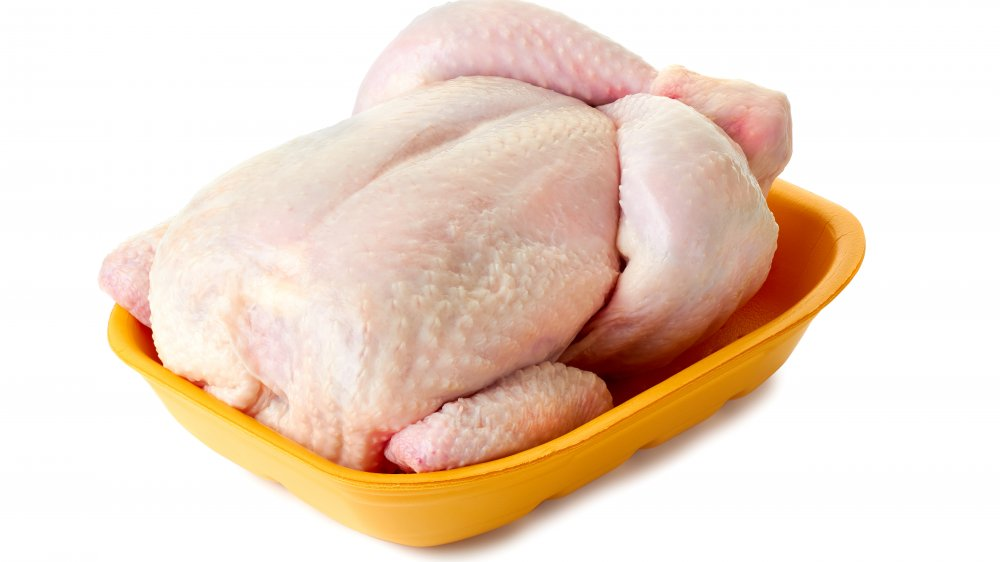 A representational image of poultry
