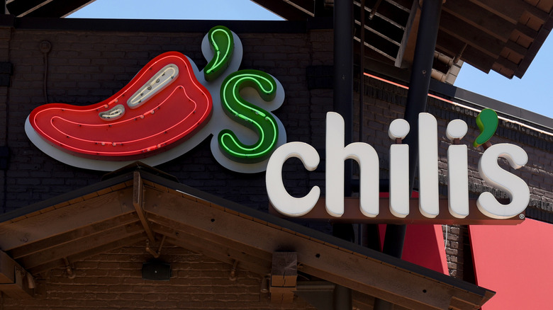 The White Spinach Queso at Chili's