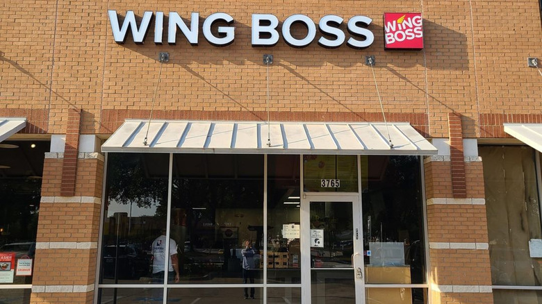 Wing Boss exterior