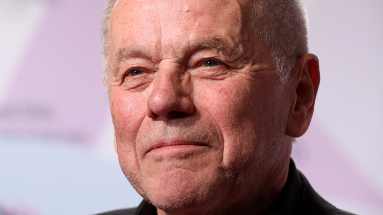 Wolfgang Puck close-up