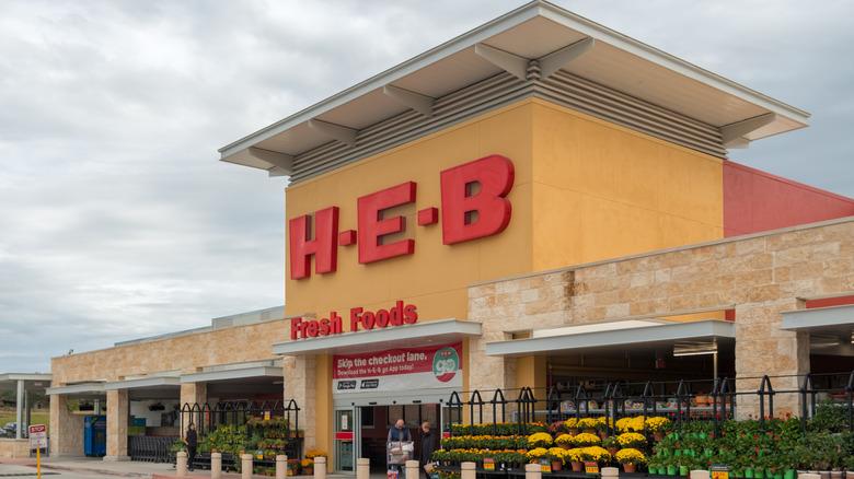 HEB Sign in San Antonio