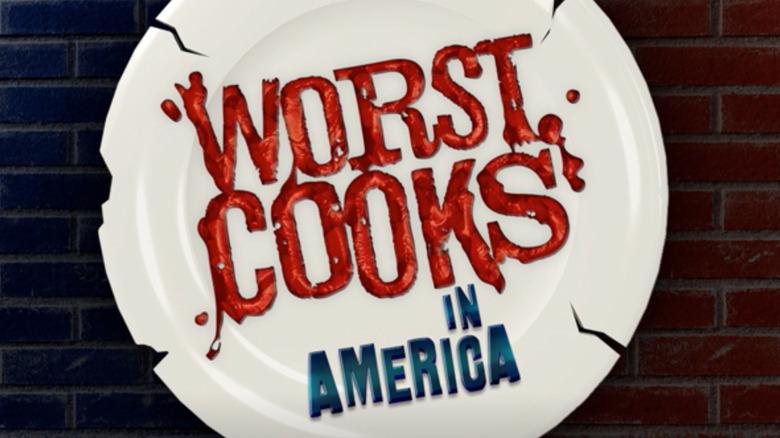Worst Cooks in America Logo