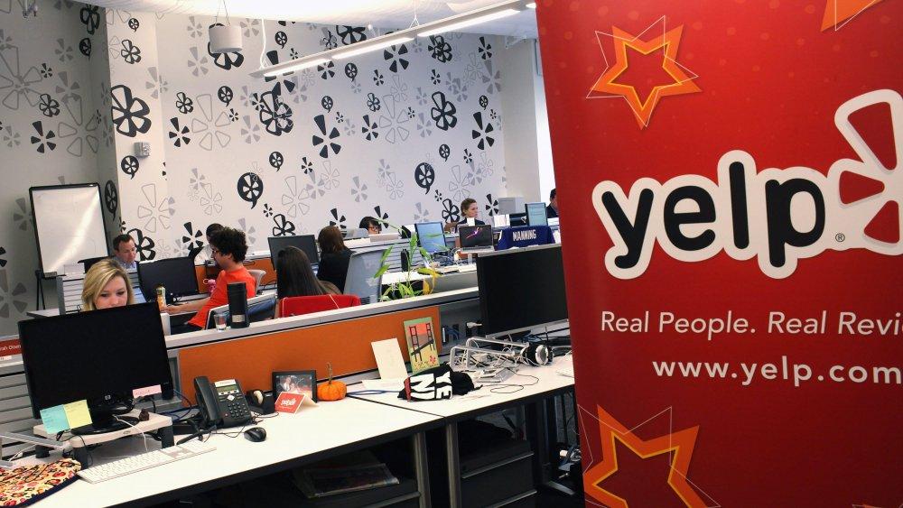 Yelp office