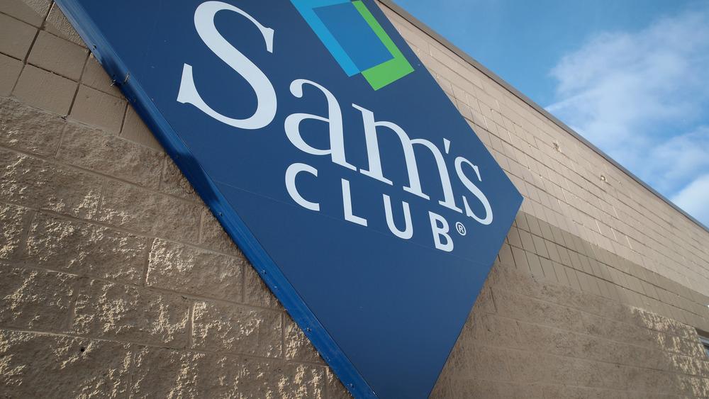 A Sam's Club logo