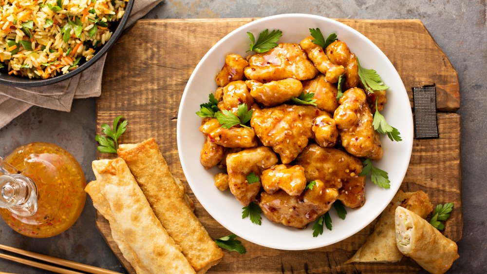 Chinese food, General Tso's chicken