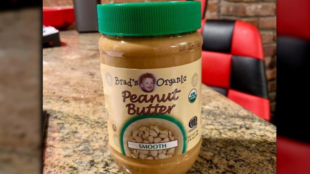 Brad's Organic Peanut Butter