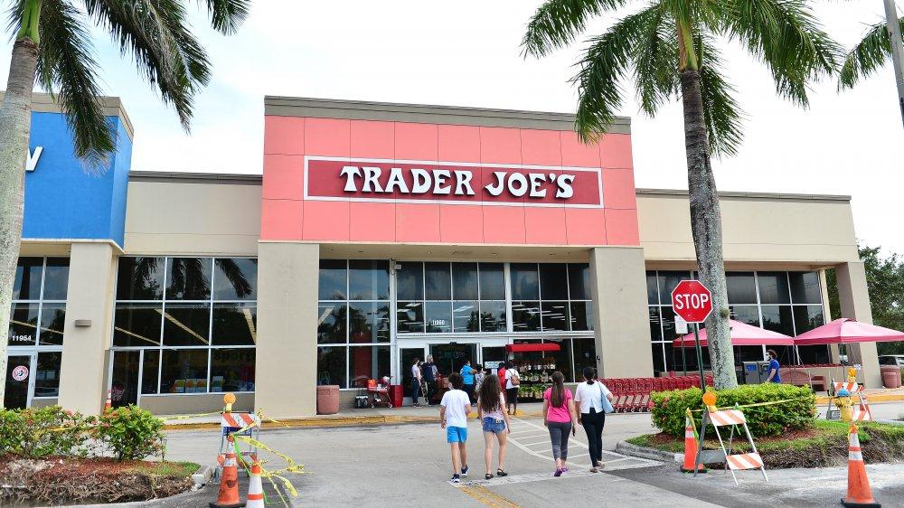 Trader Joe's store front