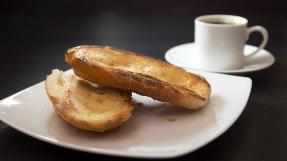 fried bread breakfast